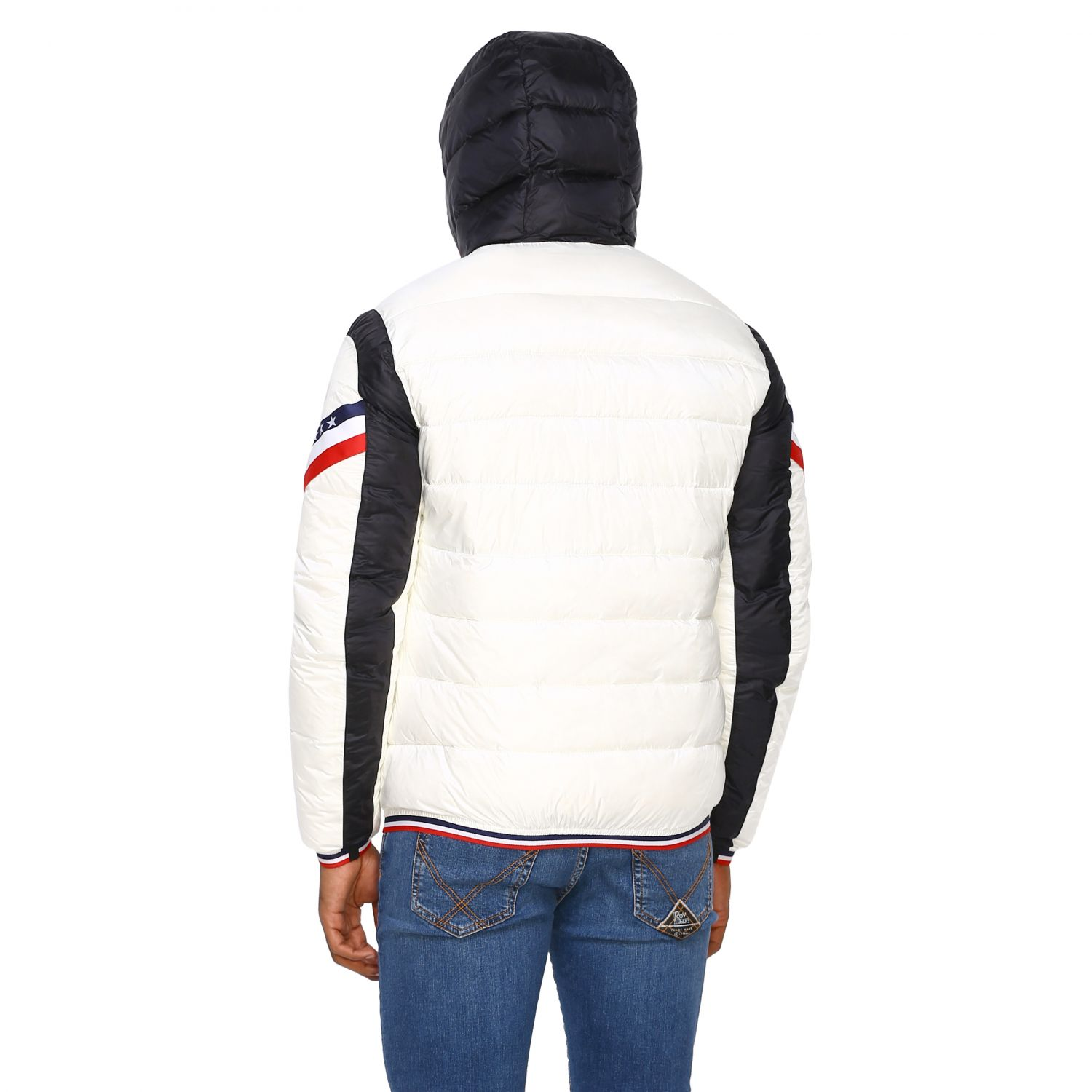 Jacket men Blauer white 3