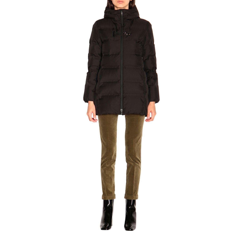 Coat women Fay black 1