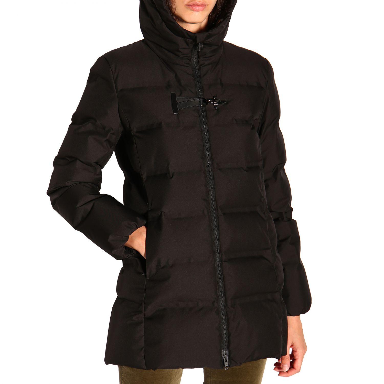 Coat women Fay black 5