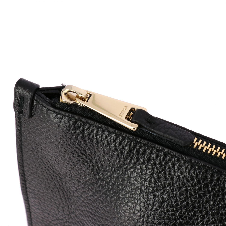 Tote bags women Furla black 4