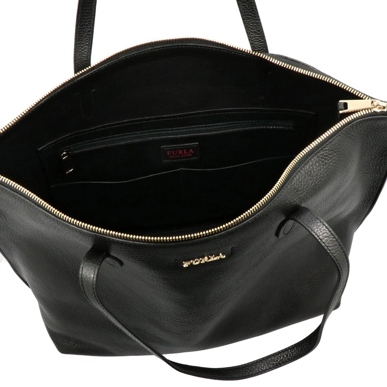 Tote bags women Furla black 5