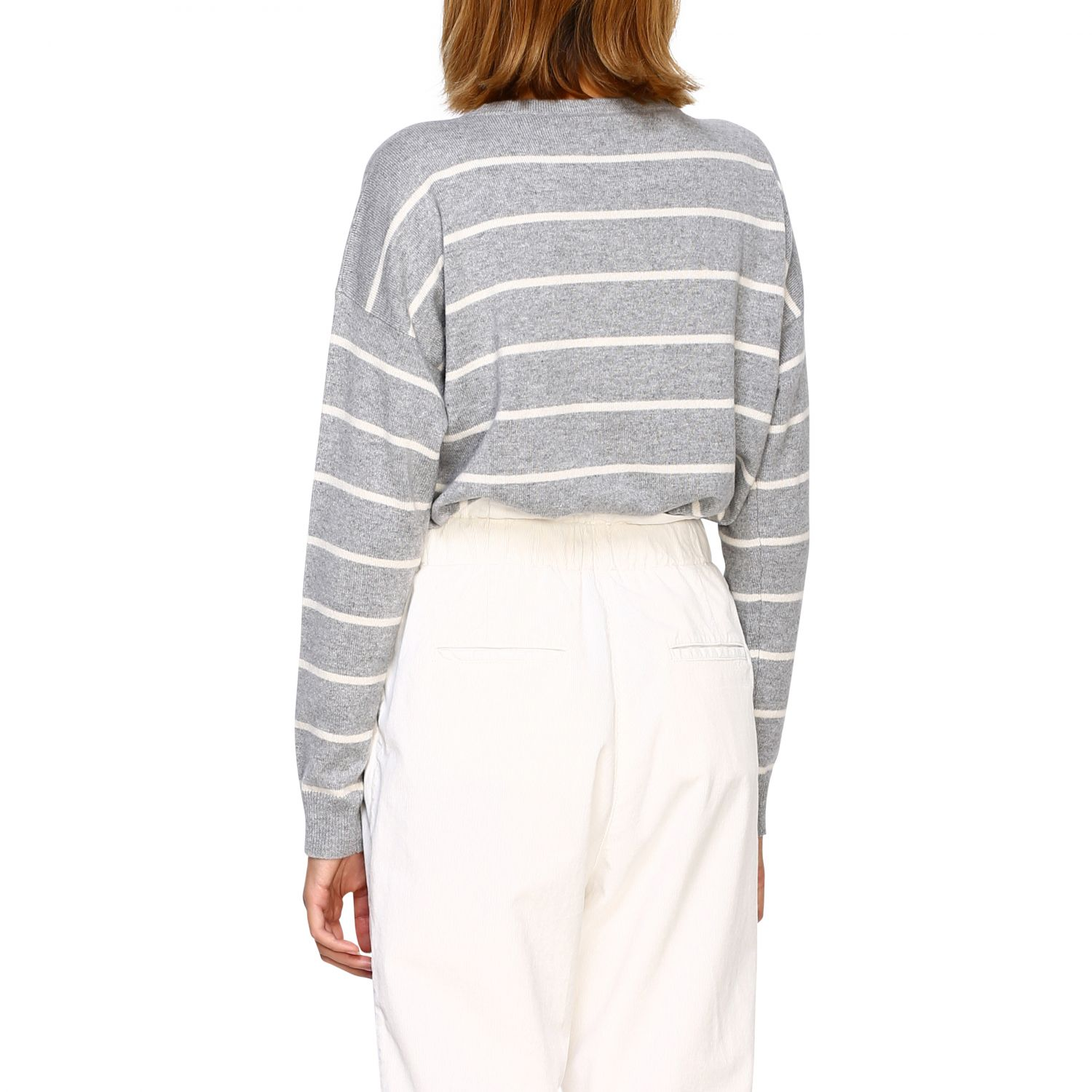 Sweater women Peserico grey 3