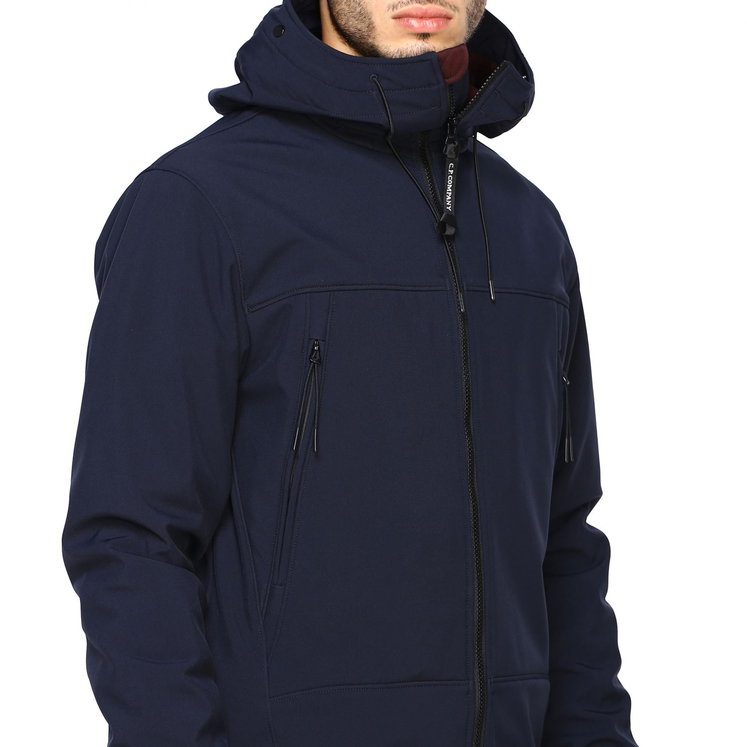 Jacket men C.p. Company blue 5
