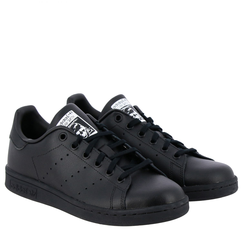 Обувь Adidas Originals: Обувь Детское Adidas Originals черный 2