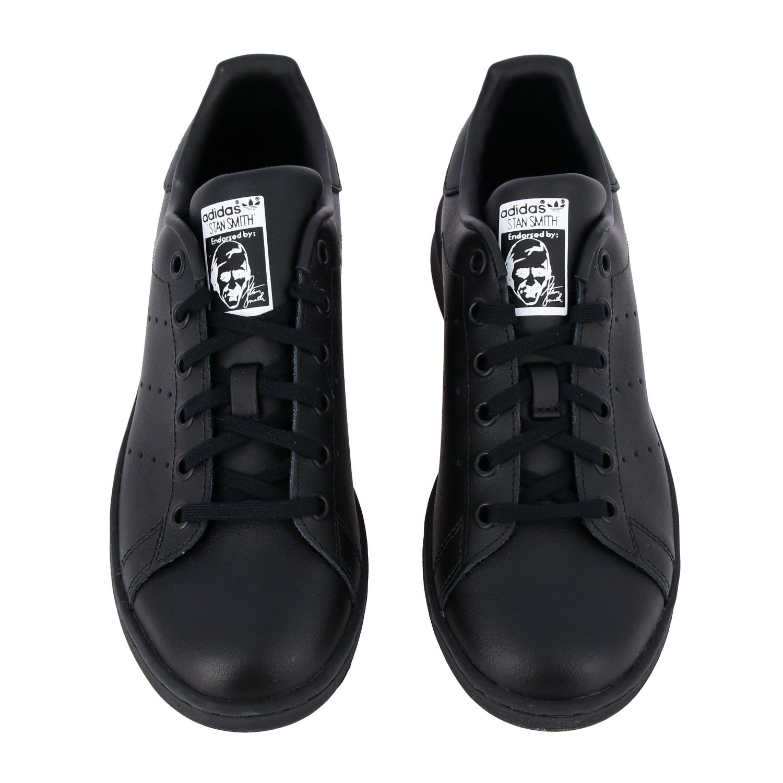 Обувь Adidas Originals: Обувь Детское Adidas Originals черный 3