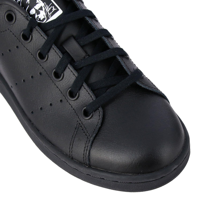 Обувь Adidas Originals: Обувь Детское Adidas Originals черный 4