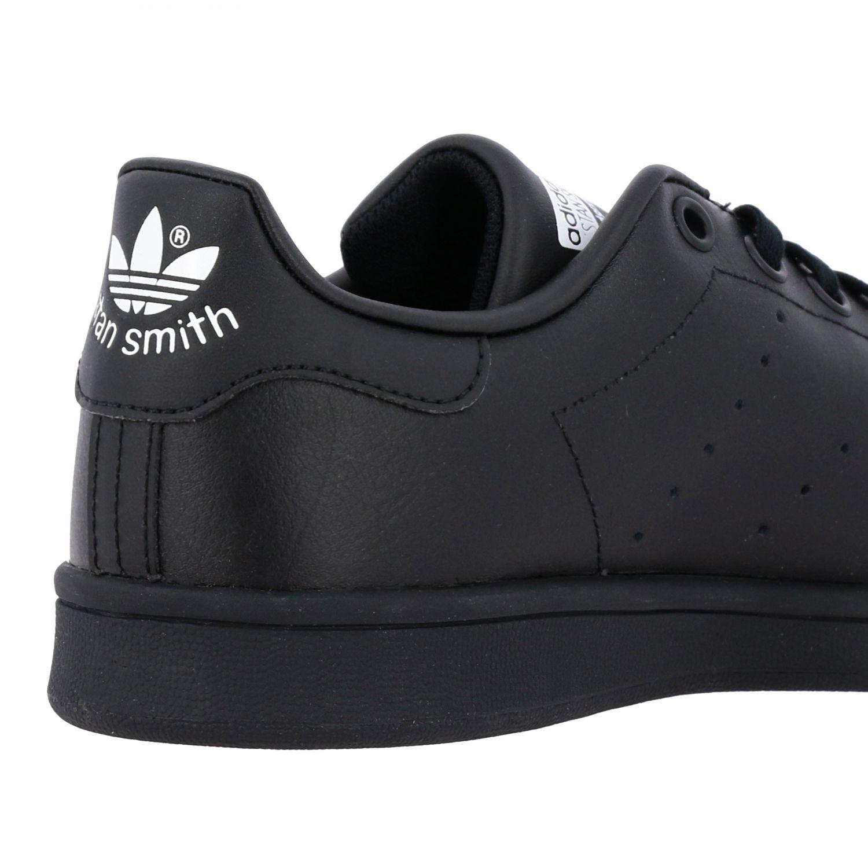 Обувь Adidas Originals: Обувь Детское Adidas Originals черный 5