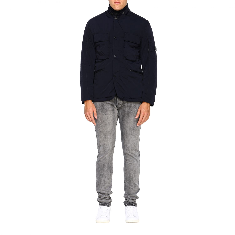 Jacket men C.p. Company blue 1