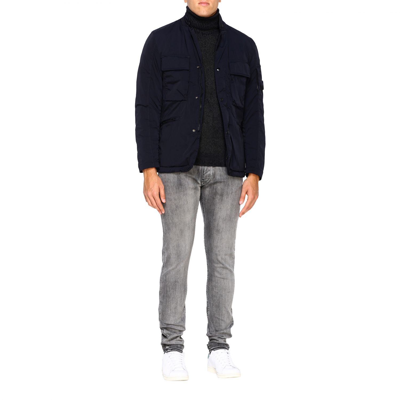 Jacket men C.p. Company blue 2