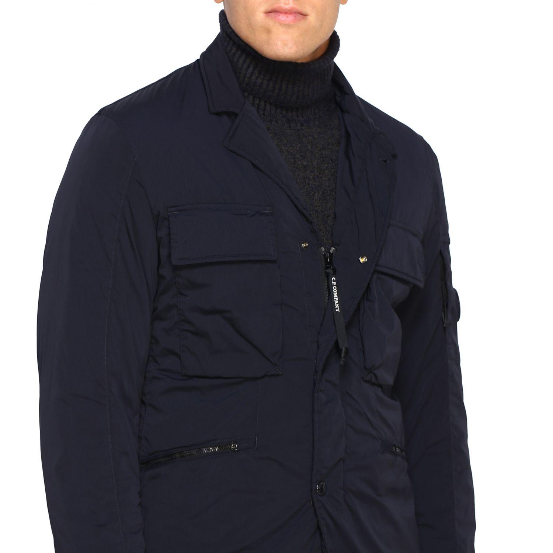 Jacket men C.p. Company blue 5