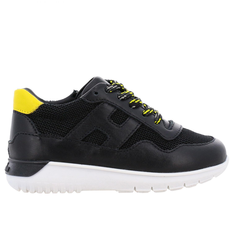 Zapatos niños Hogan Baby negro 1