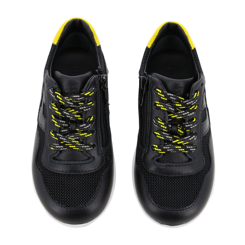 Zapatos niños Hogan Baby negro 3