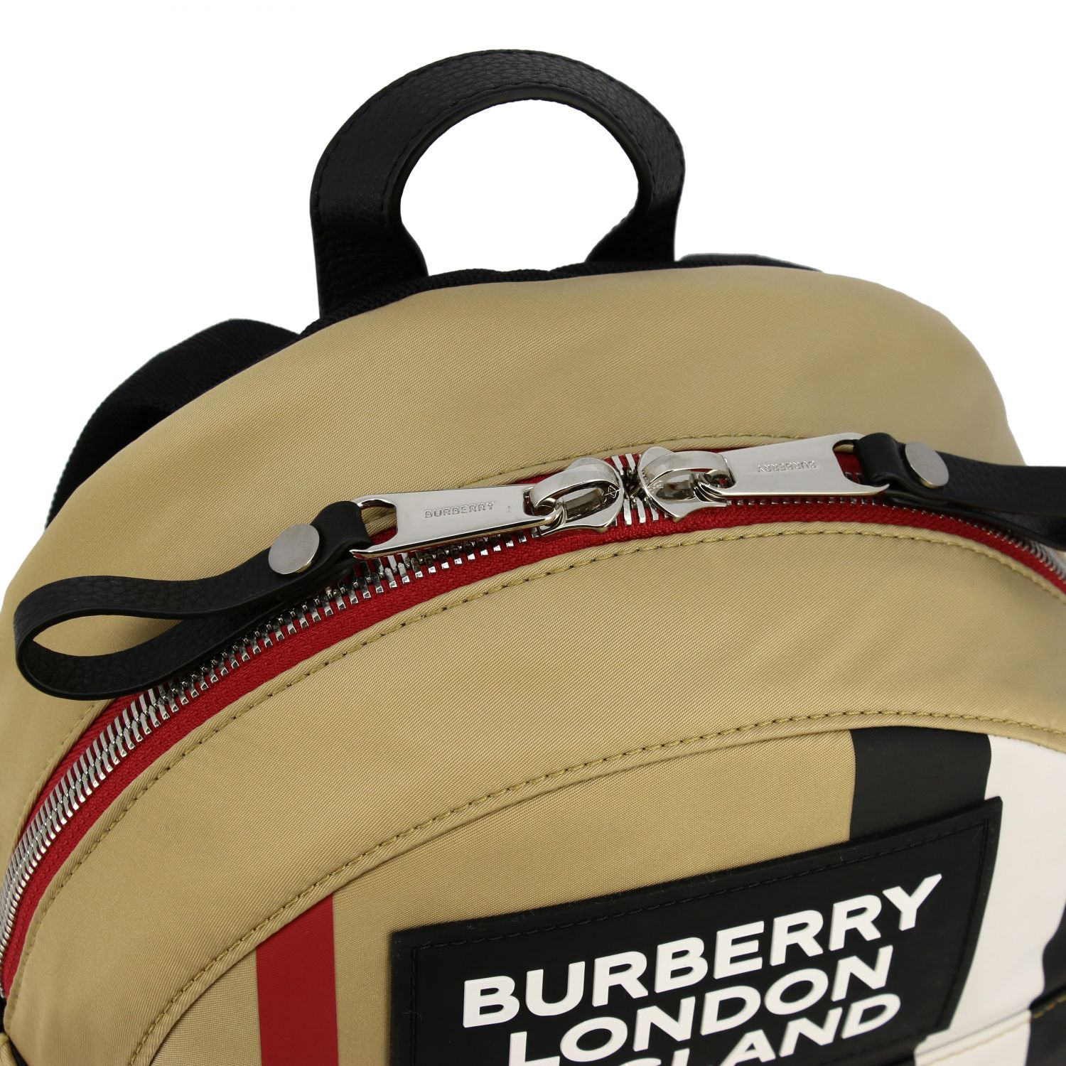 Duffel bag kids Burberry beige 4