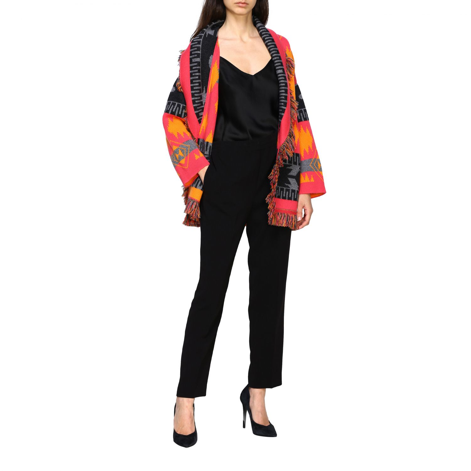 Cardigan Alanui: Sweater women Alanui multicolor 2
