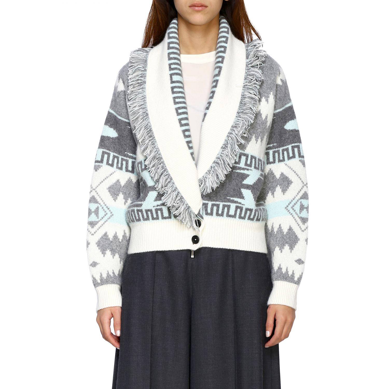 针织开衫 Alanui: 毛衣 女士 Alanui 彩色 1