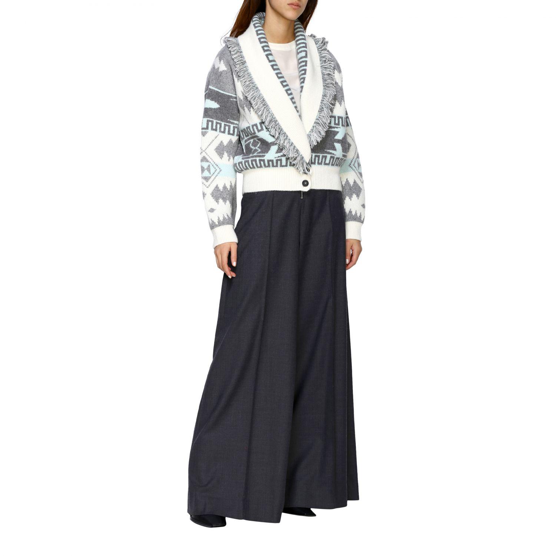 针织开衫 Alanui: 毛衣 女士 Alanui 彩色 2