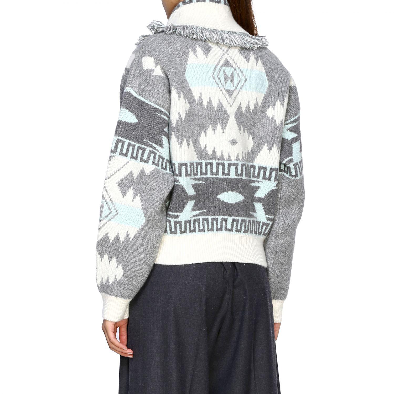 针织开衫 Alanui: 毛衣 女士 Alanui 彩色 3