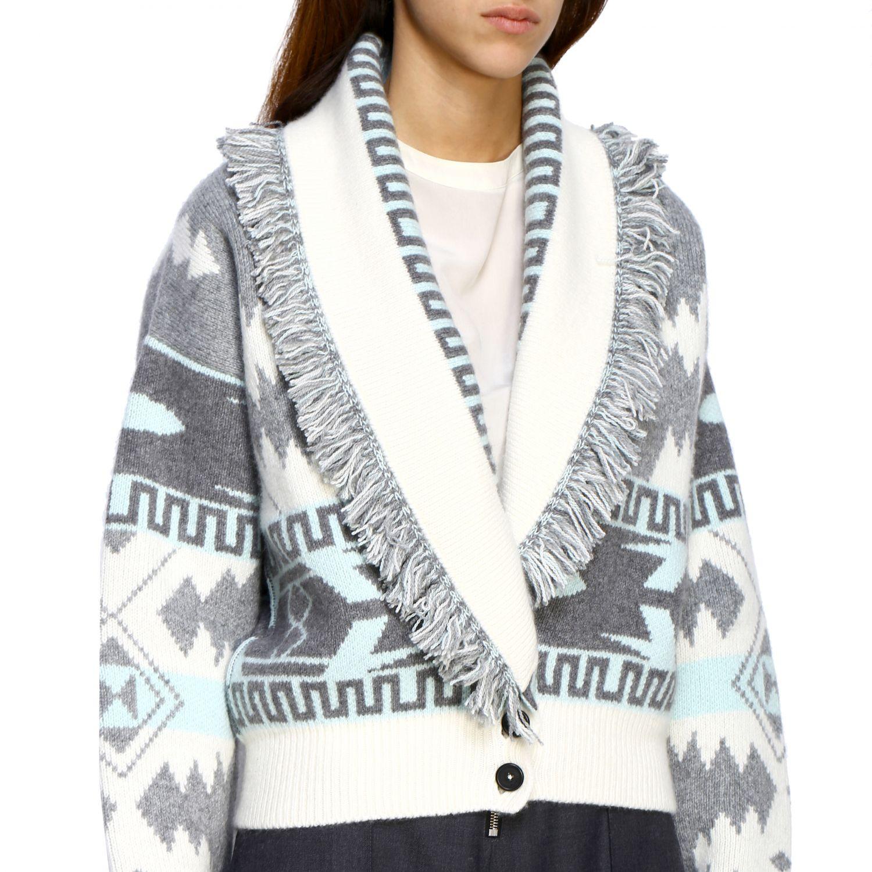 针织开衫 Alanui: 毛衣 女士 Alanui 彩色 5