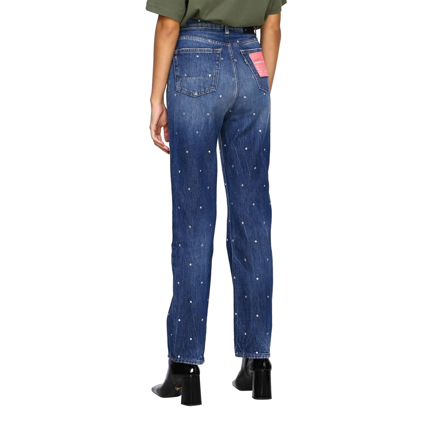Jeans women Department 5 blue 3