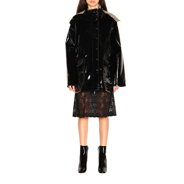 Куртка Женское Paco Rabanne черный 1