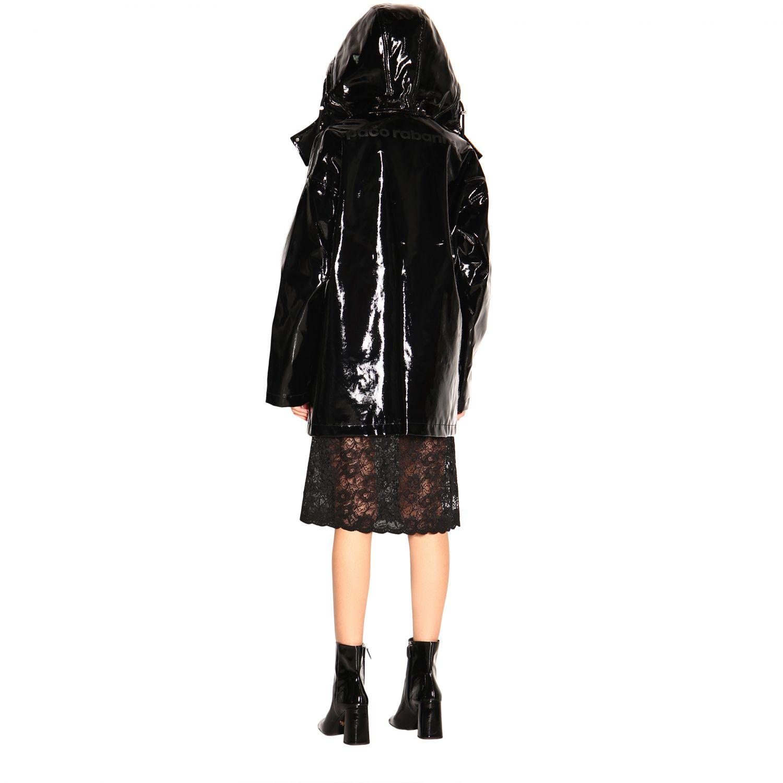 Куртка Женское Paco Rabanne черный 3