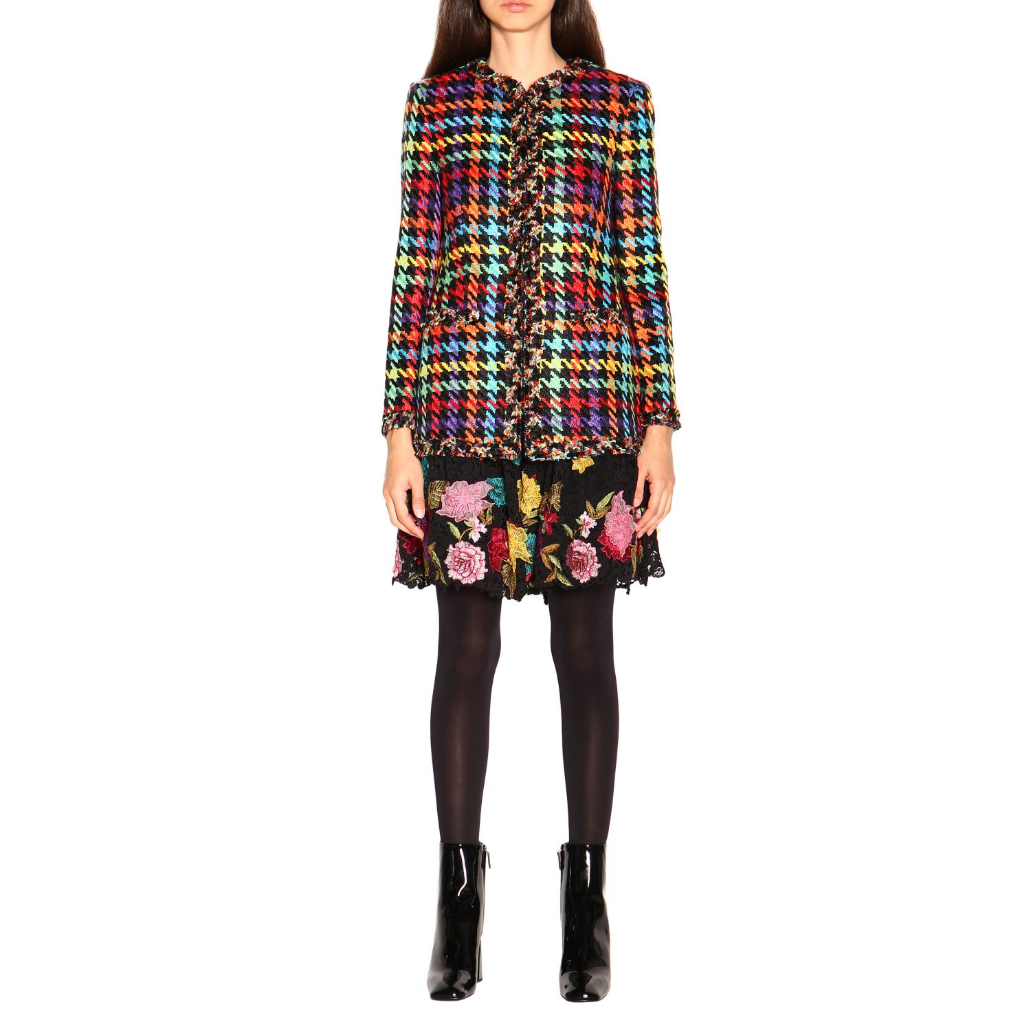 Jacket Alice+Olivia: Jacket women Alice+olivia multicolor 1