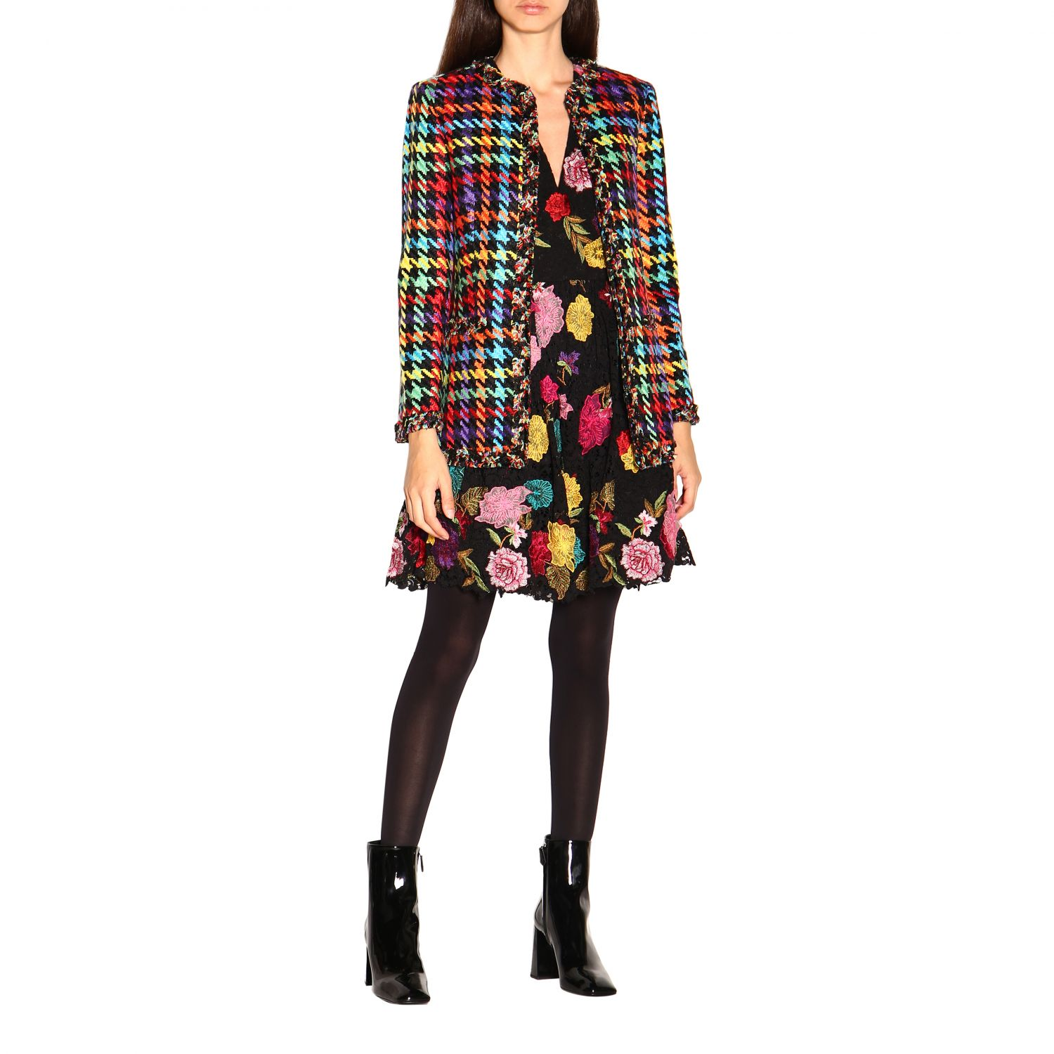 Jacket Alice+Olivia: Jacket women Alice+olivia multicolor 2