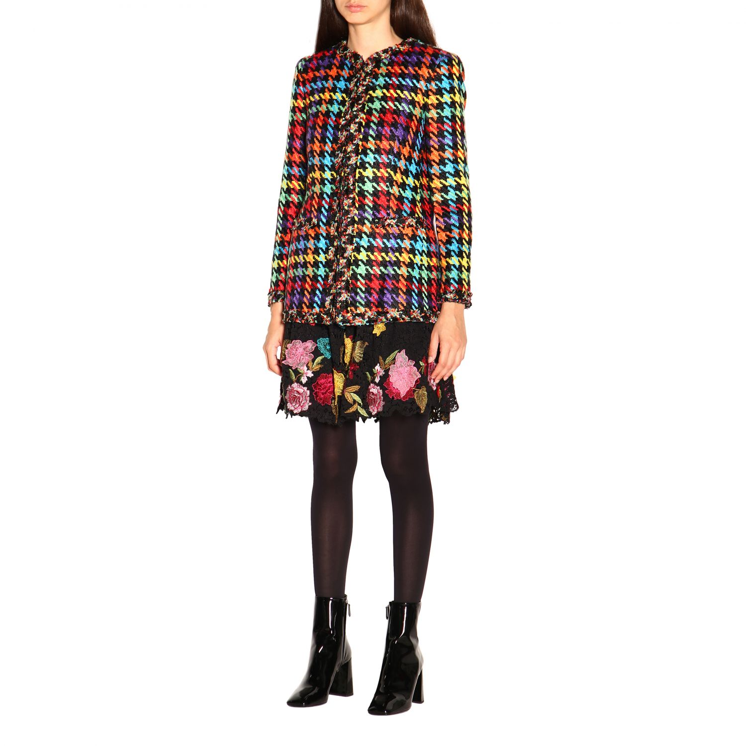 Jacket Alice+Olivia: Jacket women Alice+olivia multicolor 4