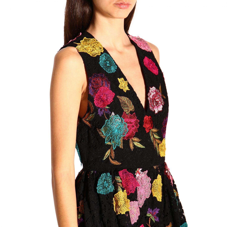 Dress Alice+Olivia: Dress women Alice+olivia multicolor 5