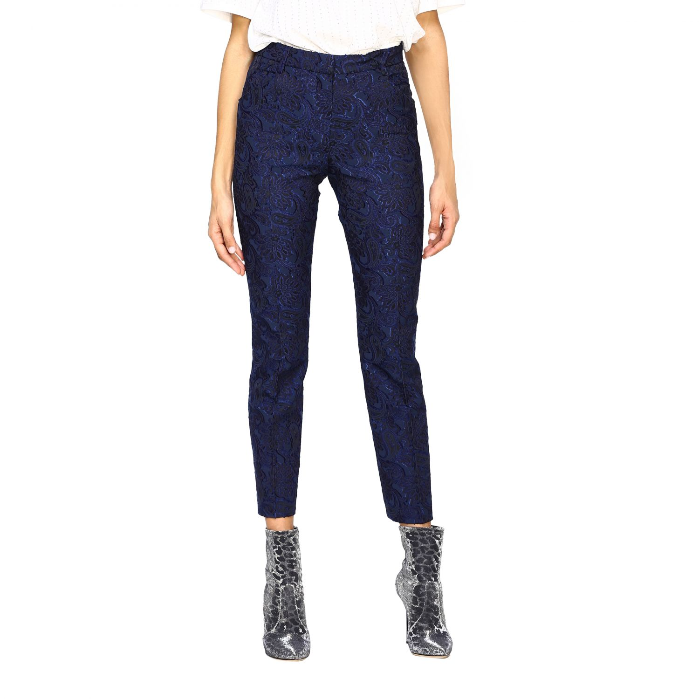 Pantalon femme True Royal bleu 1