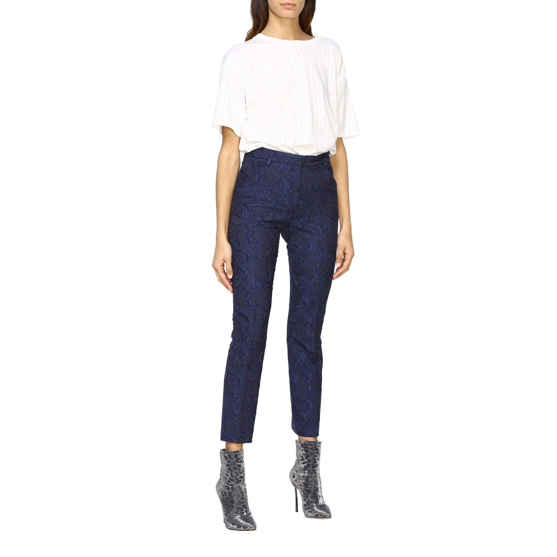 Pantalon femme True Royal bleu 2