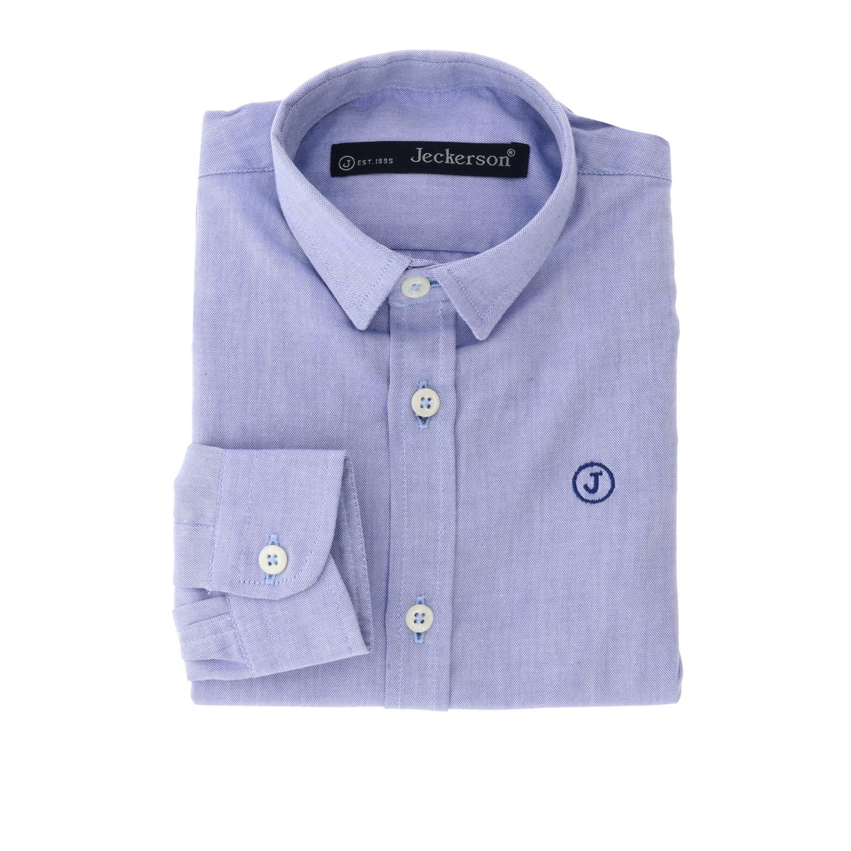 Рубашка Детское Jeckerson голубой 1