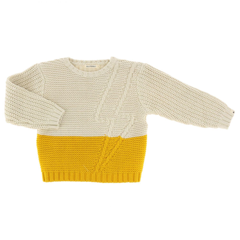 Jersey niños Billybandit beige 1