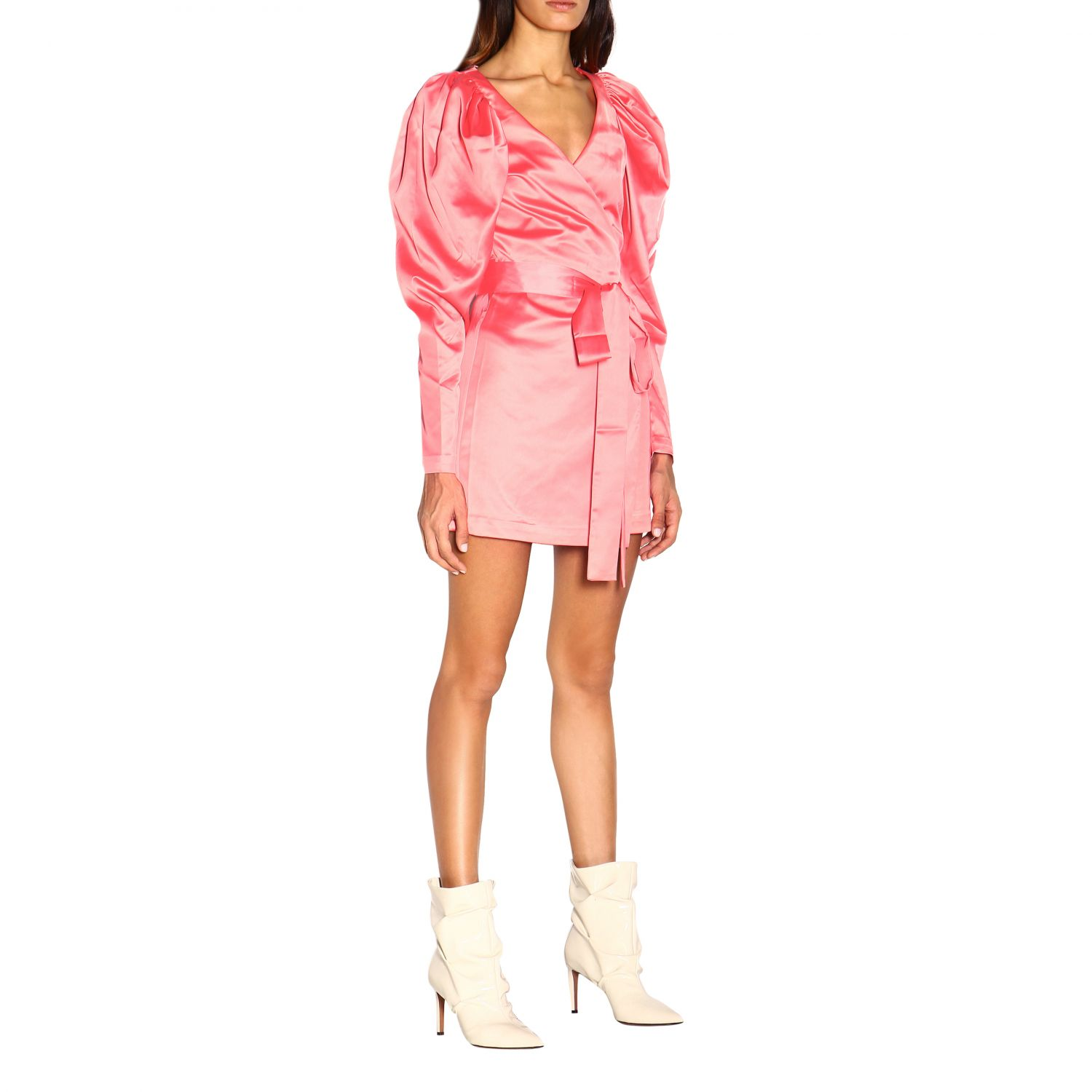 Robes femme Rotate rose 1