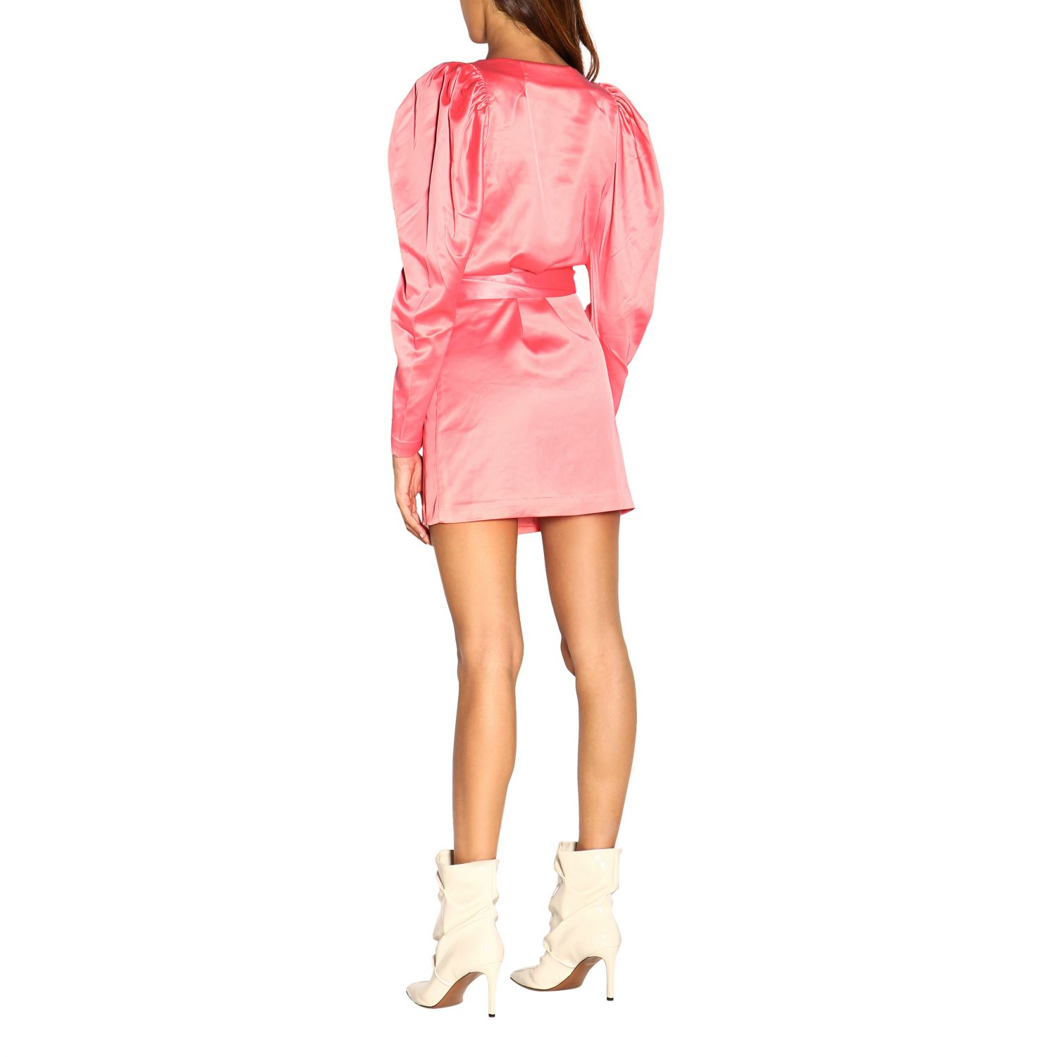 Robes femme Rotate rose 2