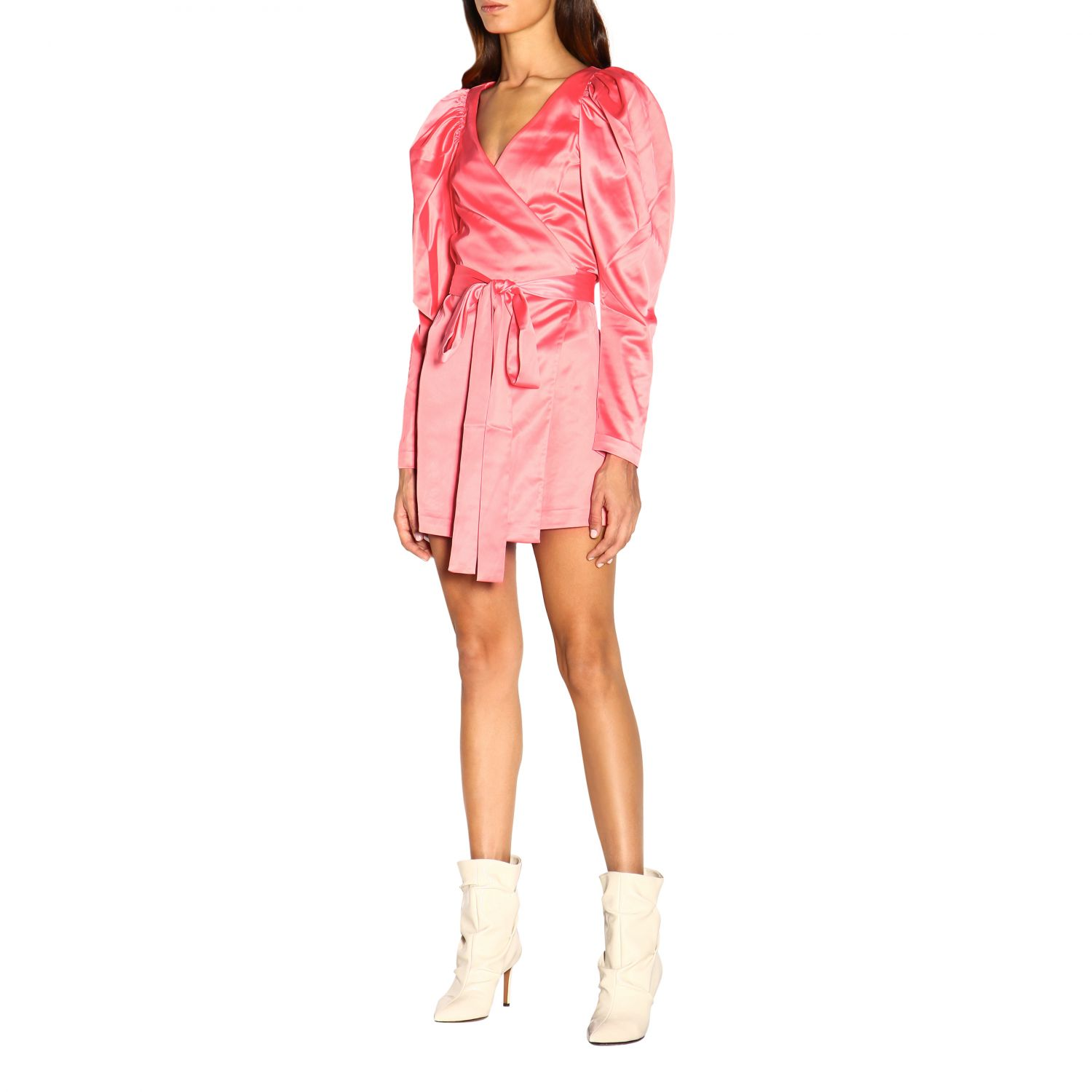 Robes femme Rotate rose 3