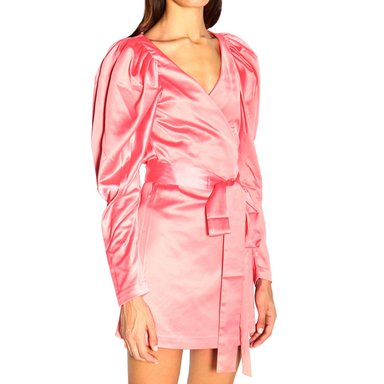 Robes femme Rotate rose 4