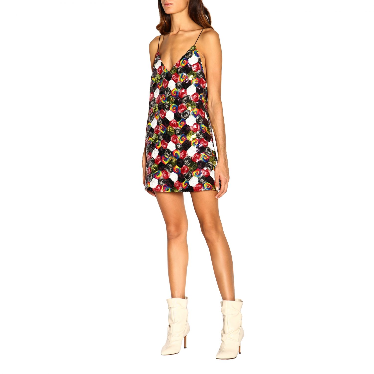 Robes femme Rotate multicolore 3