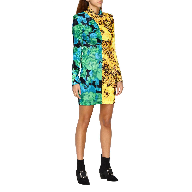 Dress Richard Quinn: Dress women multicolor 1