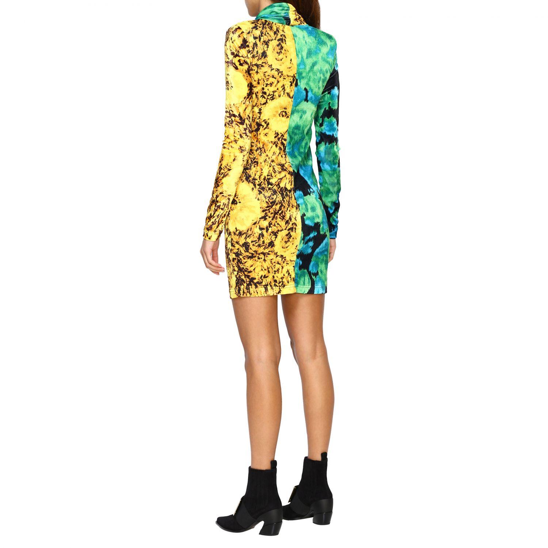 Dress Richard Quinn: Dress women multicolor 2