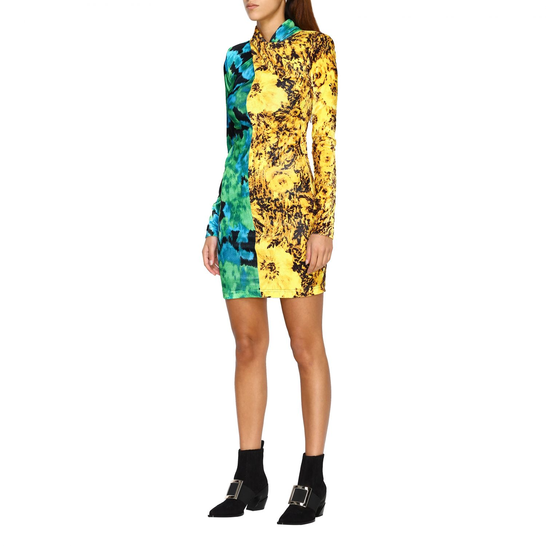 Dress Richard Quinn: Dress women multicolor 3