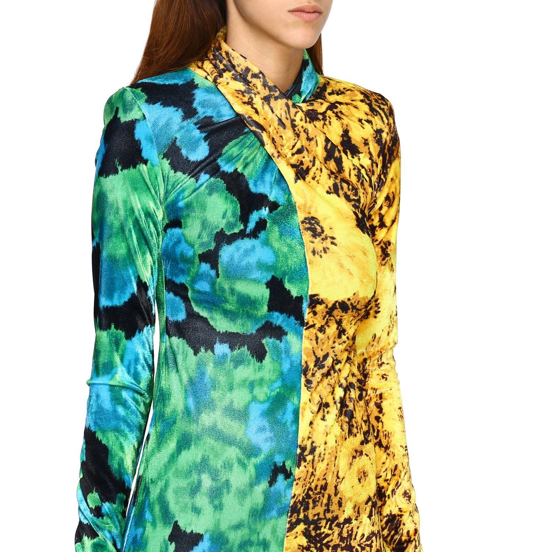 Dress Richard Quinn: Dress women multicolor 4