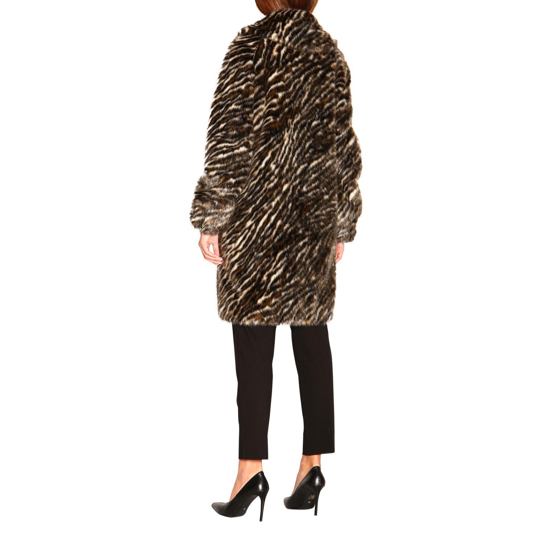 Abrigos de piel real mujer Michael Michael Kors fantasía 3
