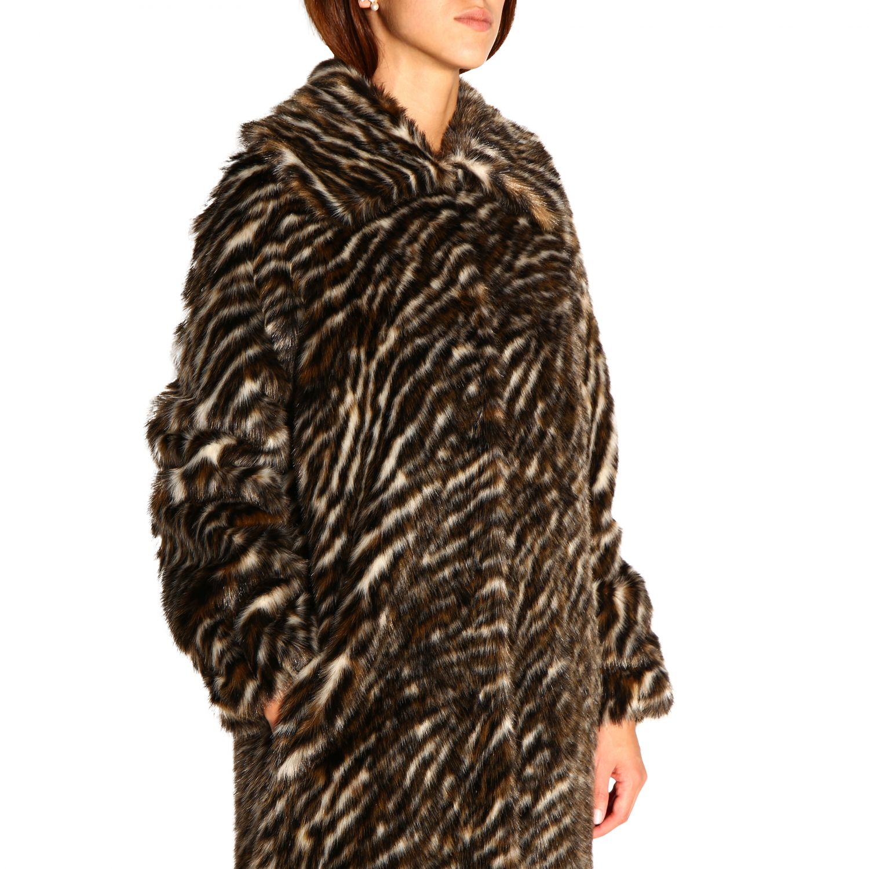 Fur coats women Michael Michael Kors multicolor 5