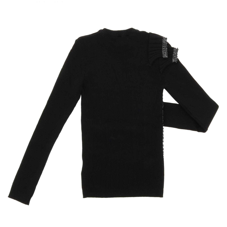 Sweater kids Loredana black 2