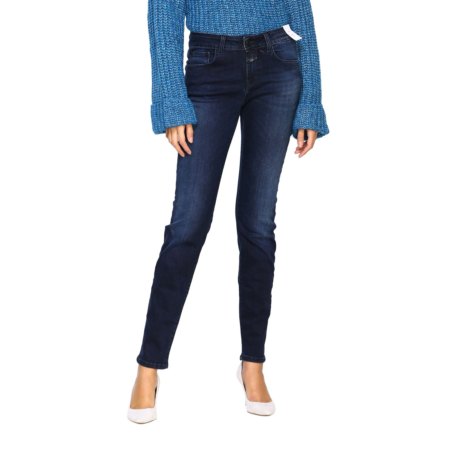 Jeans Closed: Jeans donna Closed blue 1