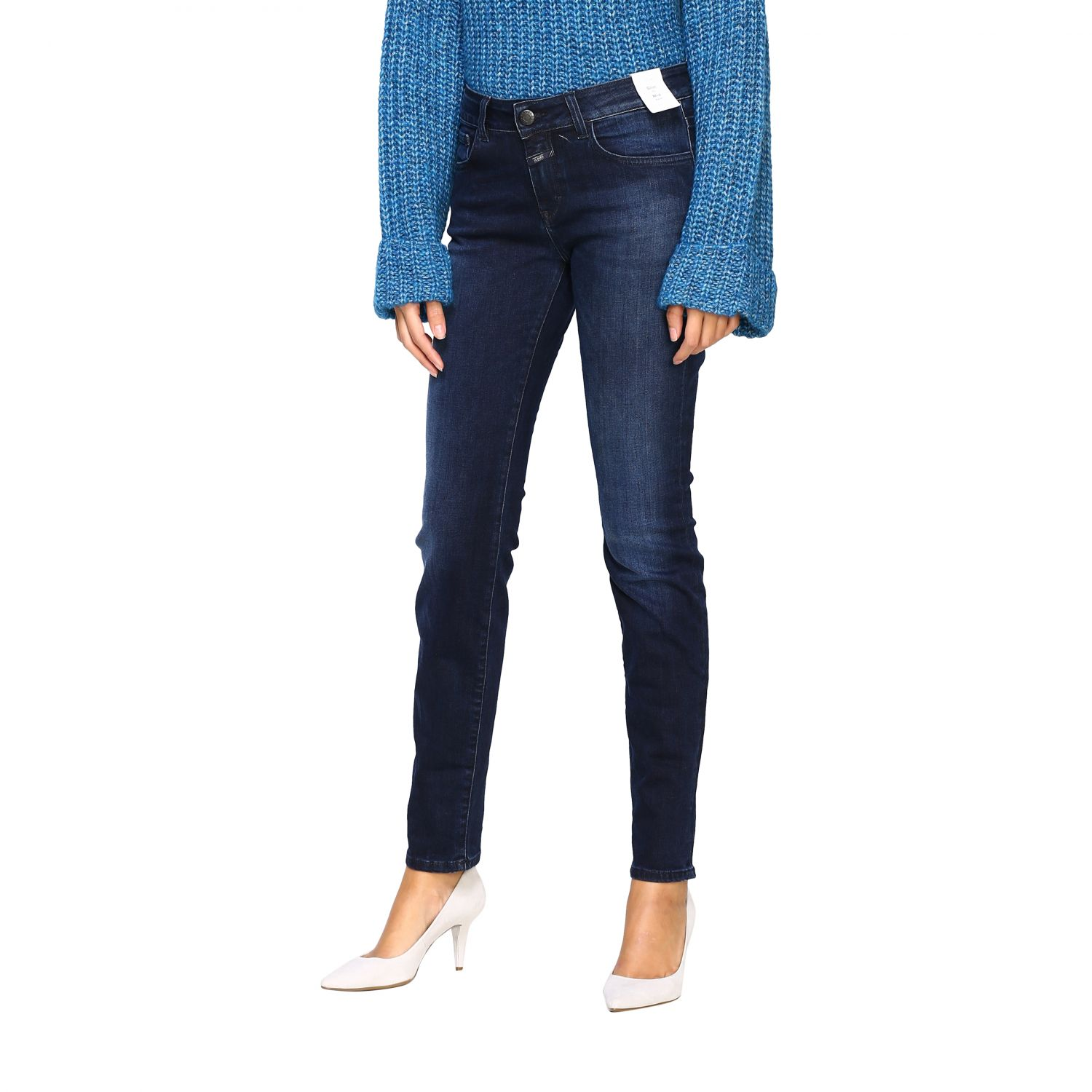 Jeans Closed: Jeans donna Closed blue 4