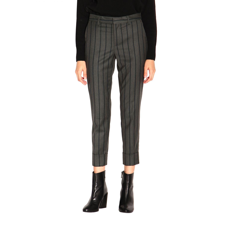 Trousers women Closed grey 1