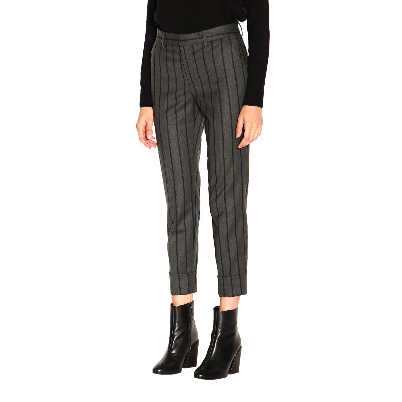 Trousers women Closed grey 3