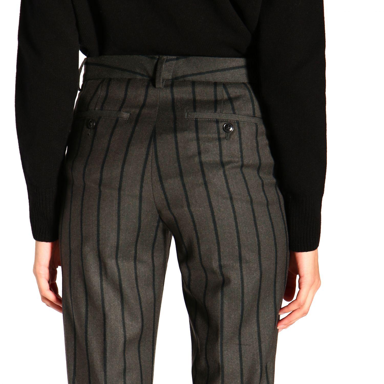 Trousers women Closed grey 4